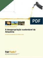 A Desapropriação Sustentável Da Amazônia - O Caso Dos Investimentos Em Dendê No Pará