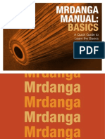 Mrdanga Manual Teaser