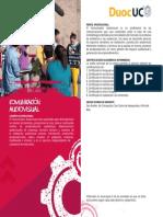 Comunicacion Audiovisual Duoc UC
