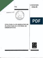 Norma covenin 2226-90 dgitalizado