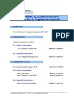 Calendario 2015 2016 Loi