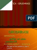 Sciatica - Grudhrasi