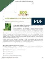 Propiedades medicinales y usos del Aloe Vera o Sábila _ ECOagricultor.pdf