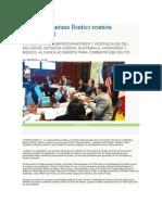12.06.14 LA SUBPROCURADORA DE ASUNTOS JURÍDICOS E INTERNACIONALES DE LA PGR INAUGURÓ EL SEMINARIO BILATERAL DE HEROÍNA MÉXICO- ESTADOS UNIDOS