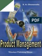 Product Management