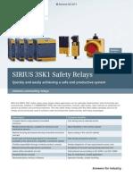Rele de Segurança 3SK1