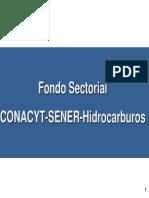 Presentacion SENER Hidrocarburos