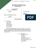 EEOC v. Sidley Austin Brown. - Document No. 62