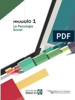 PSICOLOGIA SOCIAL-Lectura 1 - La Psicología Social-aproximación y teoría.pdf
