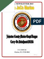 The JoCo Marine - July 2015