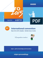 Mipro 2015 - Analysis and recommendations for e-business development in Croatia