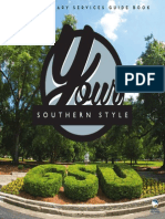 2015 Your Southern Style - GA Southern Auxiliary Services Guide