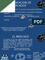 Mercados - PPT