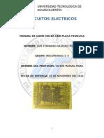 Manual de Placas FenolicasD