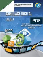 Simulasi Digital X-1