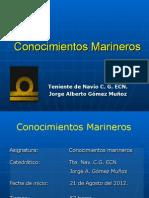 1.-Conocimientos Marineros