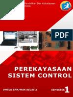 Perekayasaan Sistem Control Kelas x Semester 1