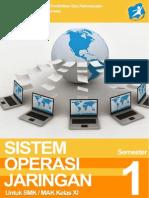 Tkj Sistem Operasi Jaringan Xi-1