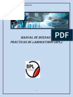 Manual Buenas Practicas de Laboratorio