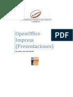OpenOffice Impress Presentaciones