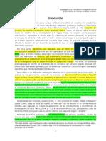 Producción de La Introducción DOCUMENTO de CÁTEDRA