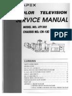 16922 Chassis CN-12C Manual de Servicio