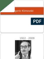 Gregorio Klimovski