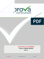 Sgc Petrobras 2015 Intensivao Advogado Lingua Inglesa 01 a 20 Apostila