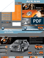 Aixam Scouty R 2008 Misc Documents-Brochure French