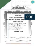 Control de Inventarios Monografia-Introduccion