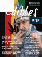 Edibles List Magazine Issue 14