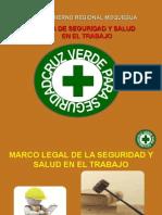 Marco Legal de La Sst