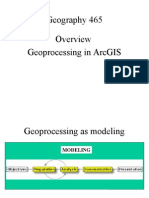 Lec06 Geoprocessing Framework