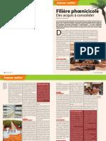 Palmier Dattier _ Filière Phœnicicole _ Des Acquis à Consolider