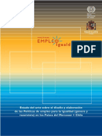 POLITICAS EMPLEO IGUALDAD - PARAGUAY - VERONICA SERAFINI - PORTALGUARANI