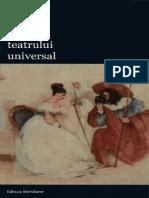 Pandolfi, Vito - Istoria Teatrului Universal Vol. III
