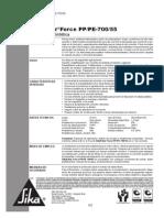 Force PP PE 700 55