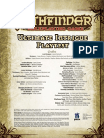 PZO1134AE Ultimate Intrigue Playtest