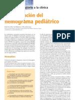 HEMOGRAMA PEDIATRICO