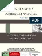 1 Percy Pcr en El Sistema Curricular
