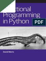 Functional Programming Python