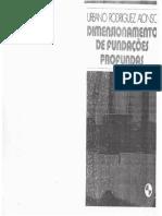 Dimensionamento de Fundações Profundas - Urbano Rodriguez Alonso.pdf