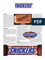 Snickers Brand