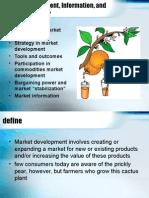 Chapter Market Development