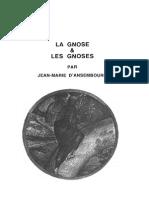 Les Gnoses Et La Gnose