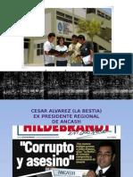Casos de Corrupcion Adm - Publica
