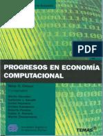 PROGRESOS EN ECONOMÍA COMPUTACIONAL