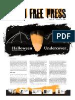 UConn Free Press Oct. 2006, 2