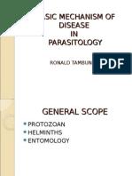 Basic Mechanism of Disease