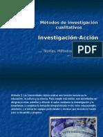 Metodos de Investigacion Cualitativa